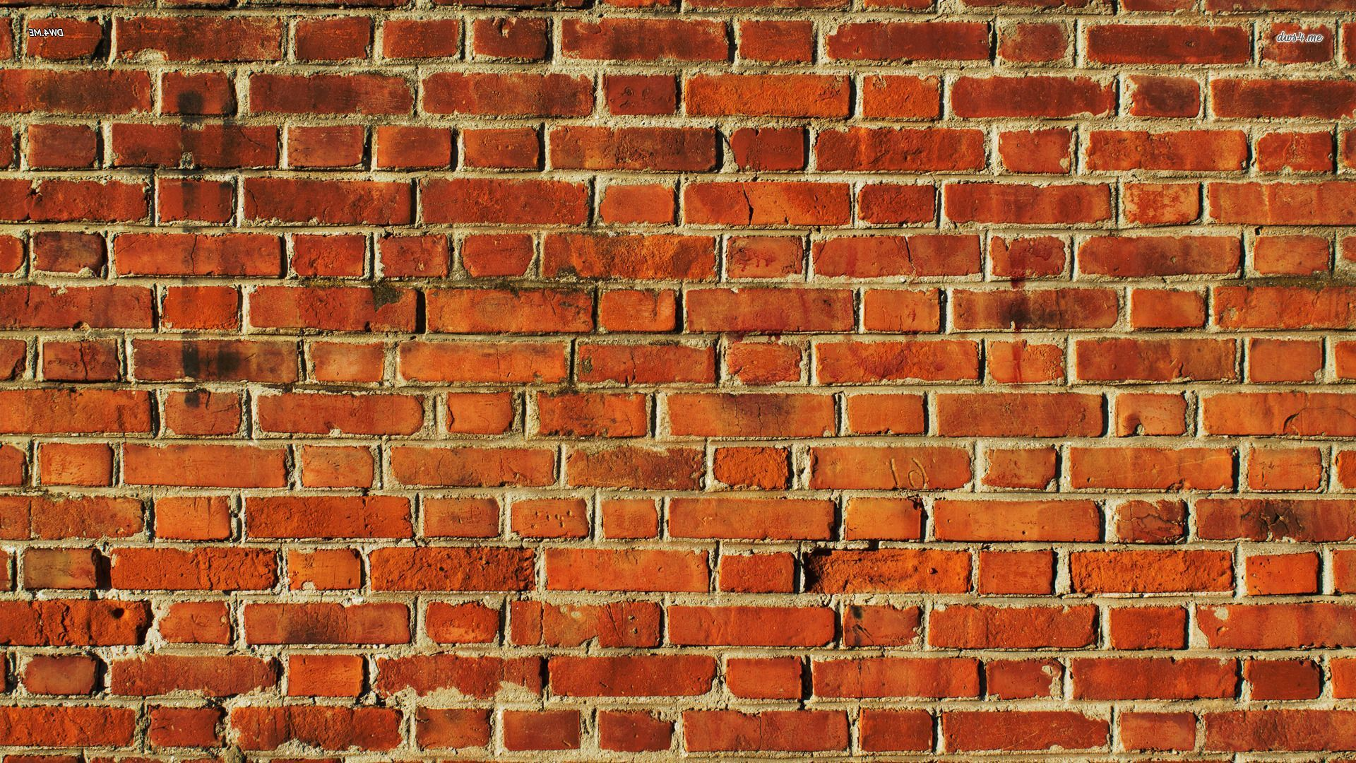 brick wallpaper red awesome