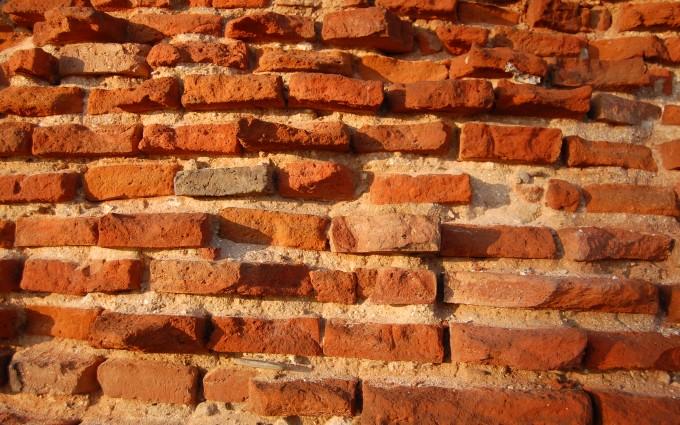 brick wallpaper suburbs