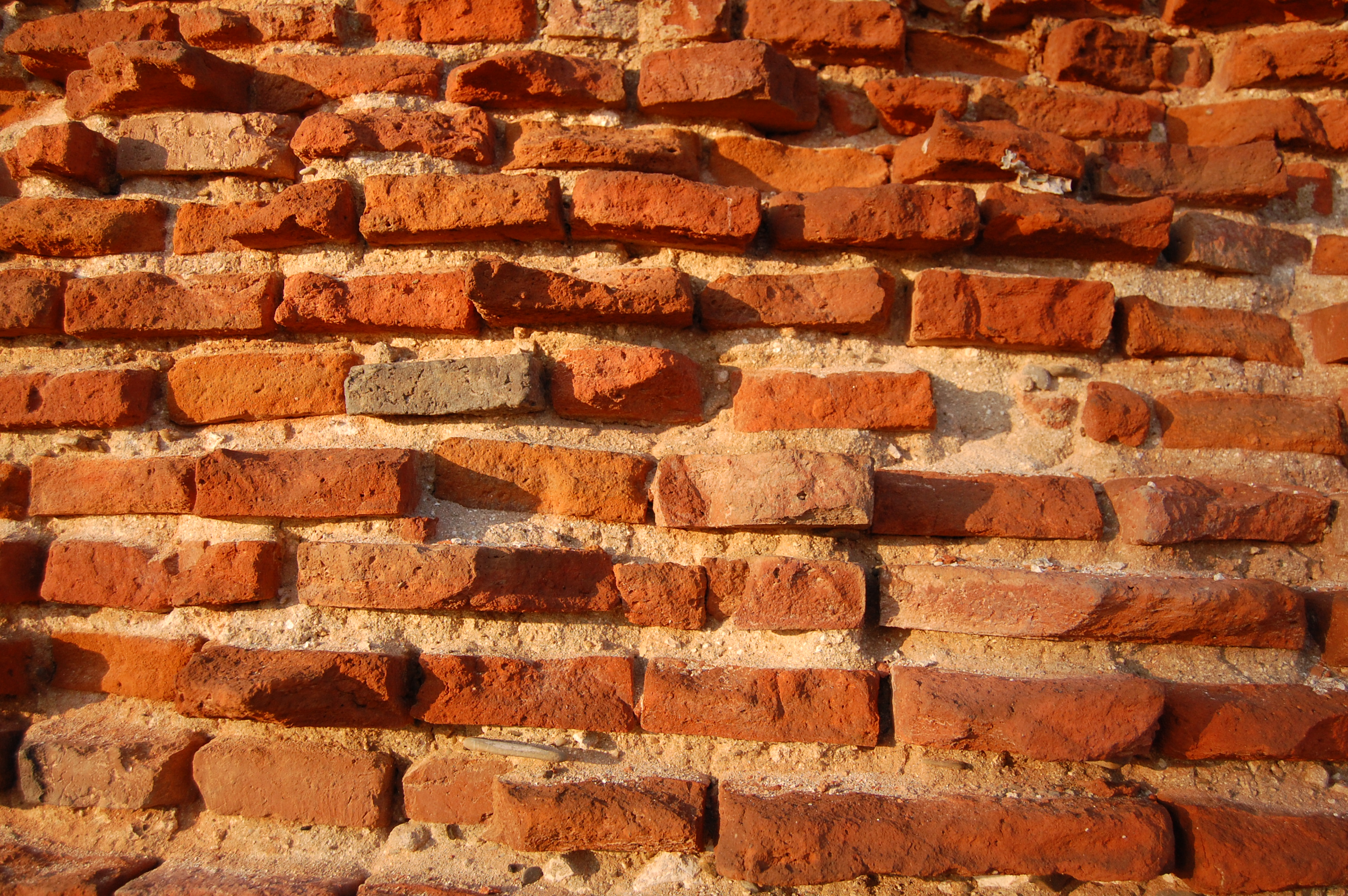 brick wallpaper suburbs