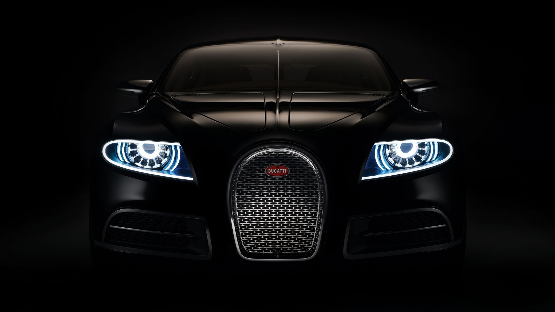 bugatti veyron wallpapers black