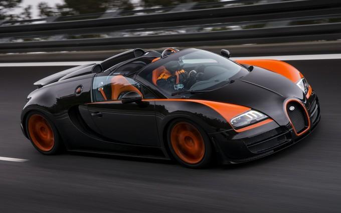 bugatti veyron wallpapers grand sport