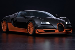 bugatti veyron wallpapers orange