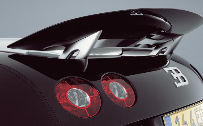 bugatti veyron wallpapers tail