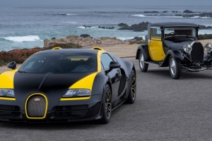 bugatti veyron wallpapers yellow