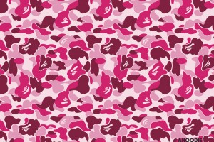camouflage wallpaper hd pink