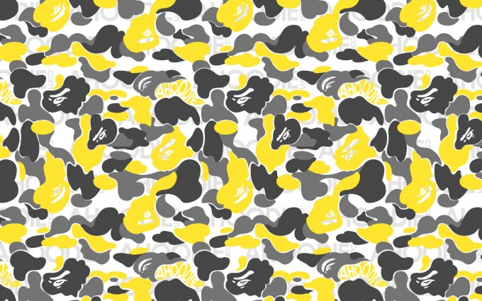 camouflage wallpaper hd yellow