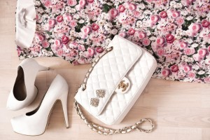 chanel wallpapers white