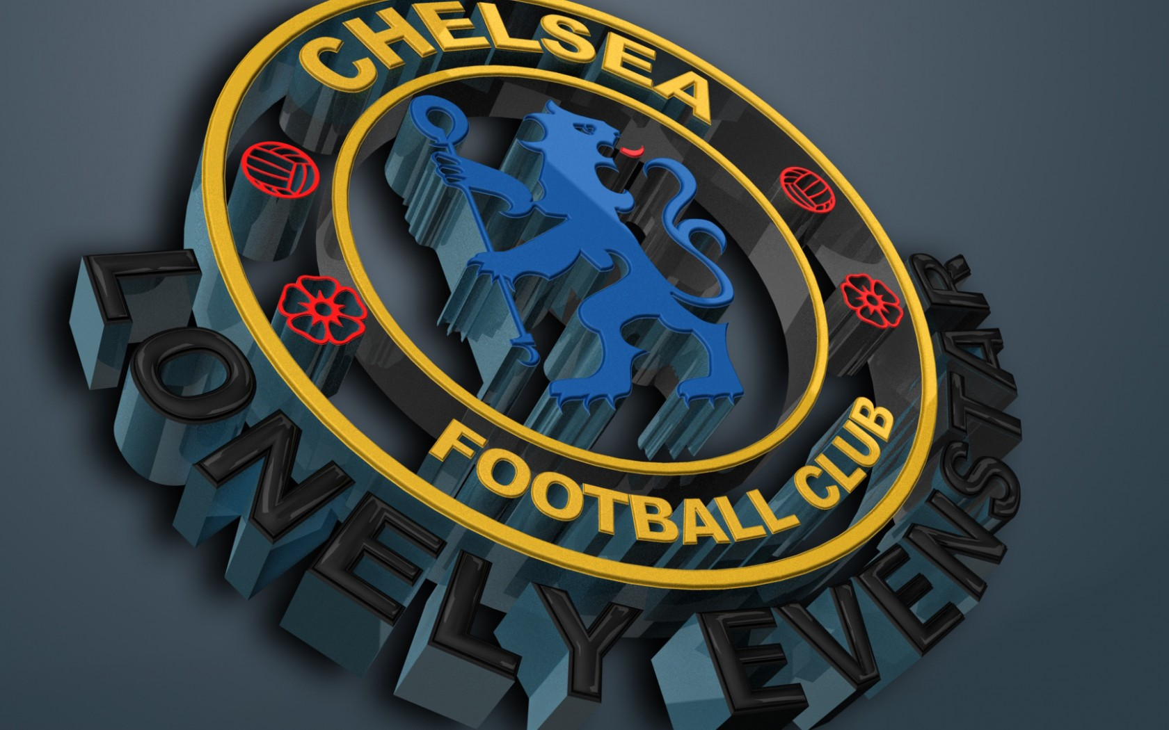 Chelsea fc images 3d hd desktop wallpapers 4k hd - Chelsea wallpaper 4k ...