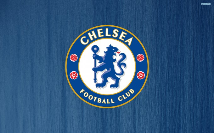 chelsea wallpaper blue