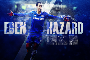 chelsea wallpaper player eden hazard