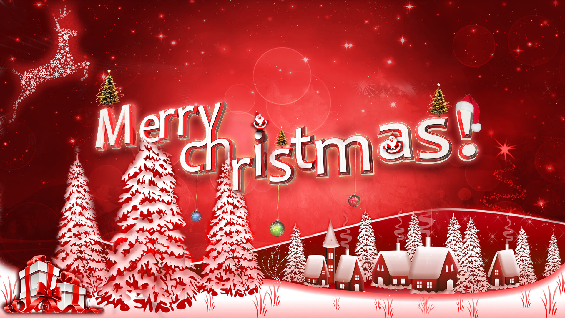 christmas backgrounds free