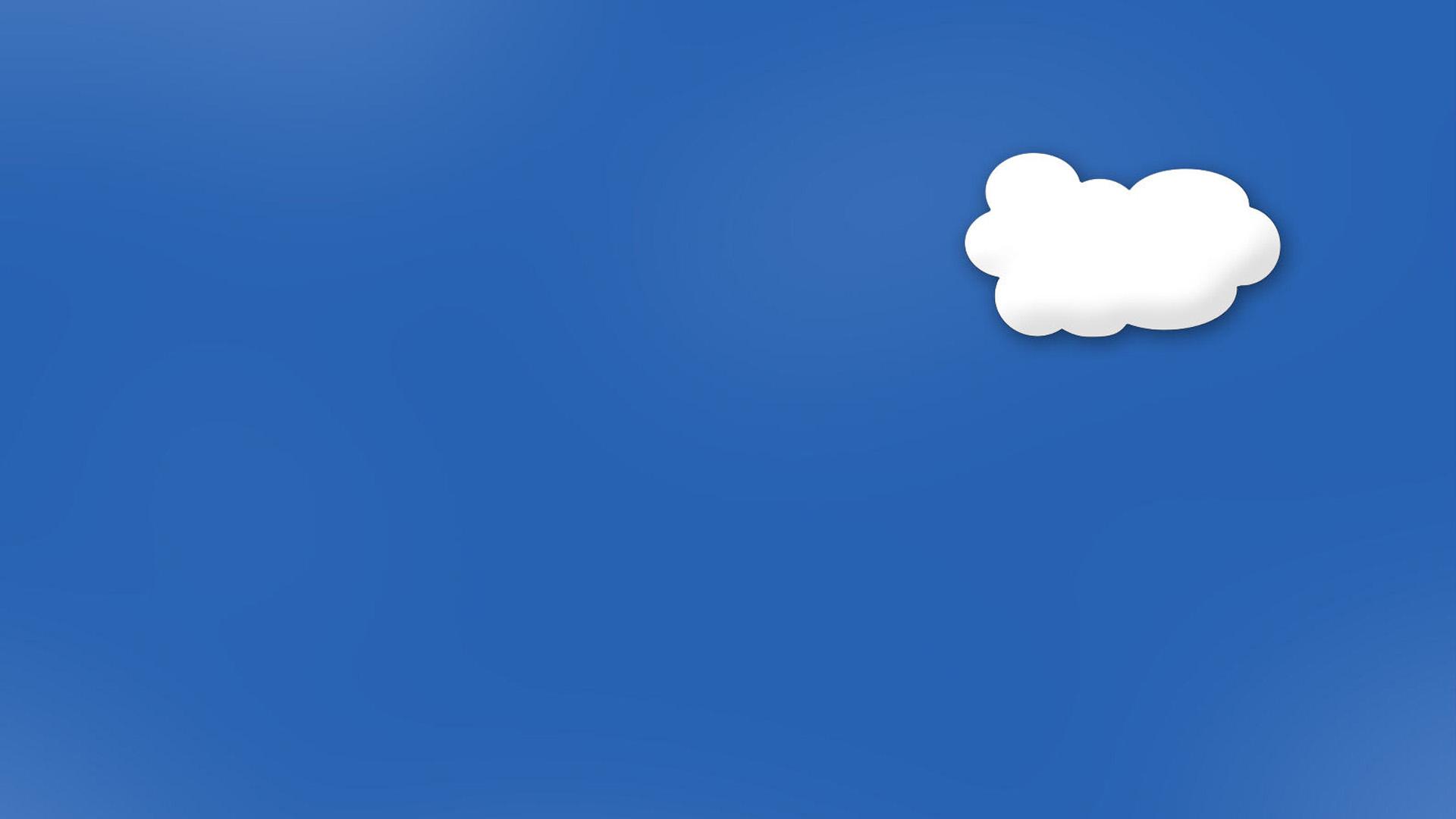 cloud wallpaper cartoon