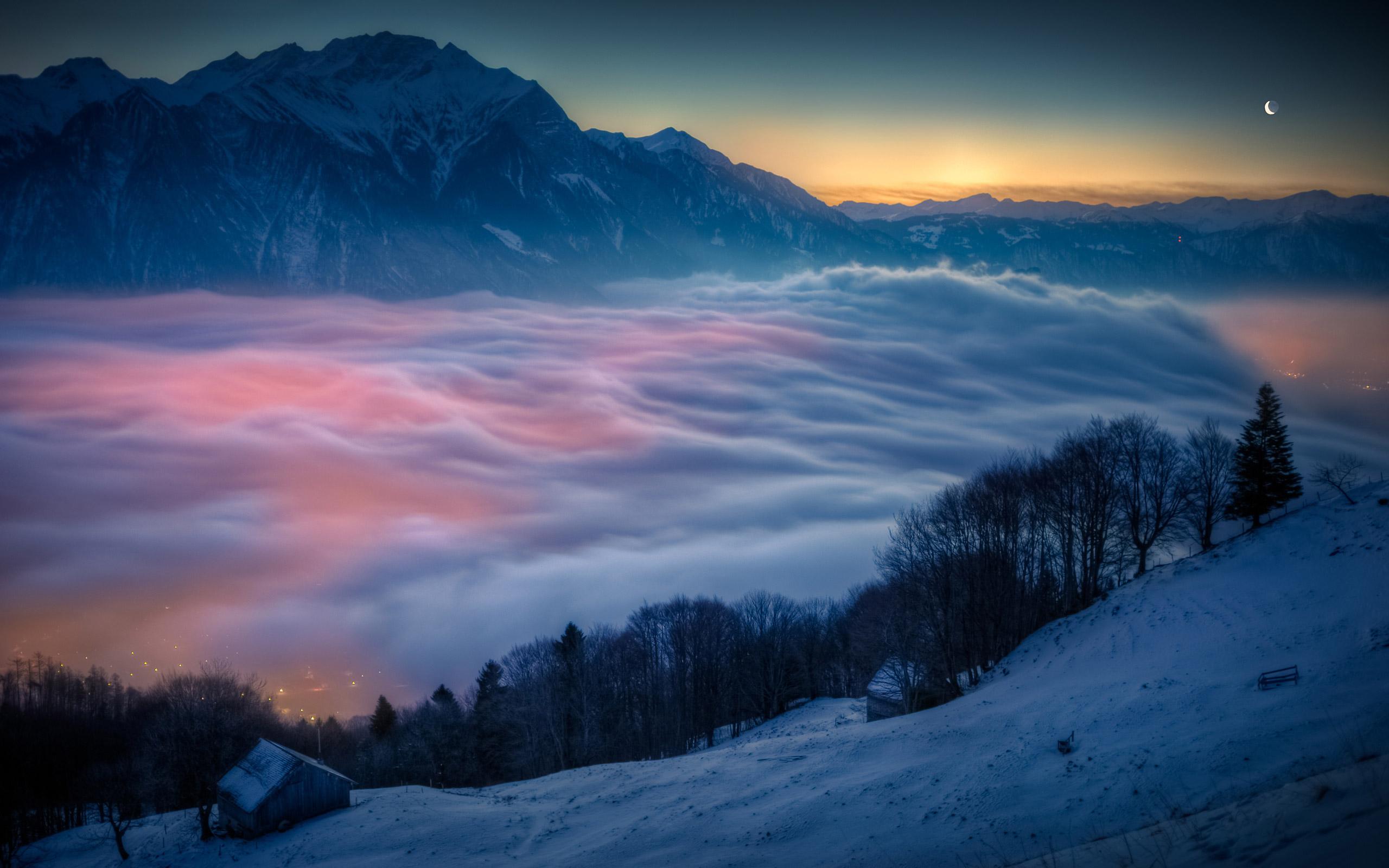 cloud wallpaper elegant