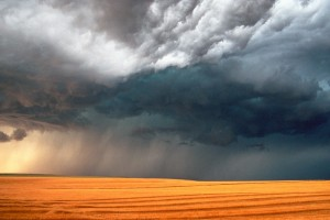 cloud wallpaper fields