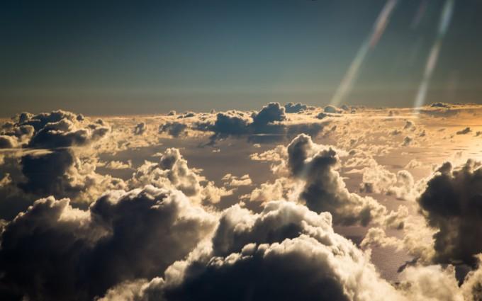 cloud wallpaper pleasing