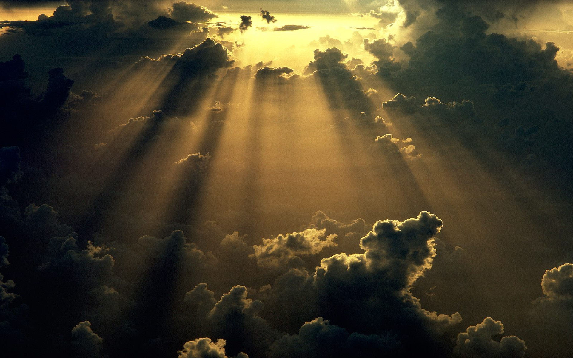 cloud wallpaper sunlight