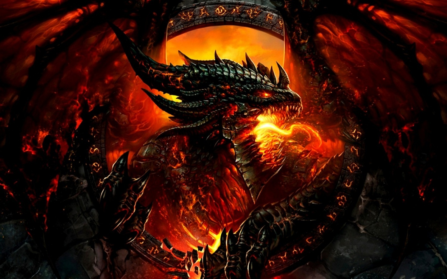 cool dragon wallpaper
