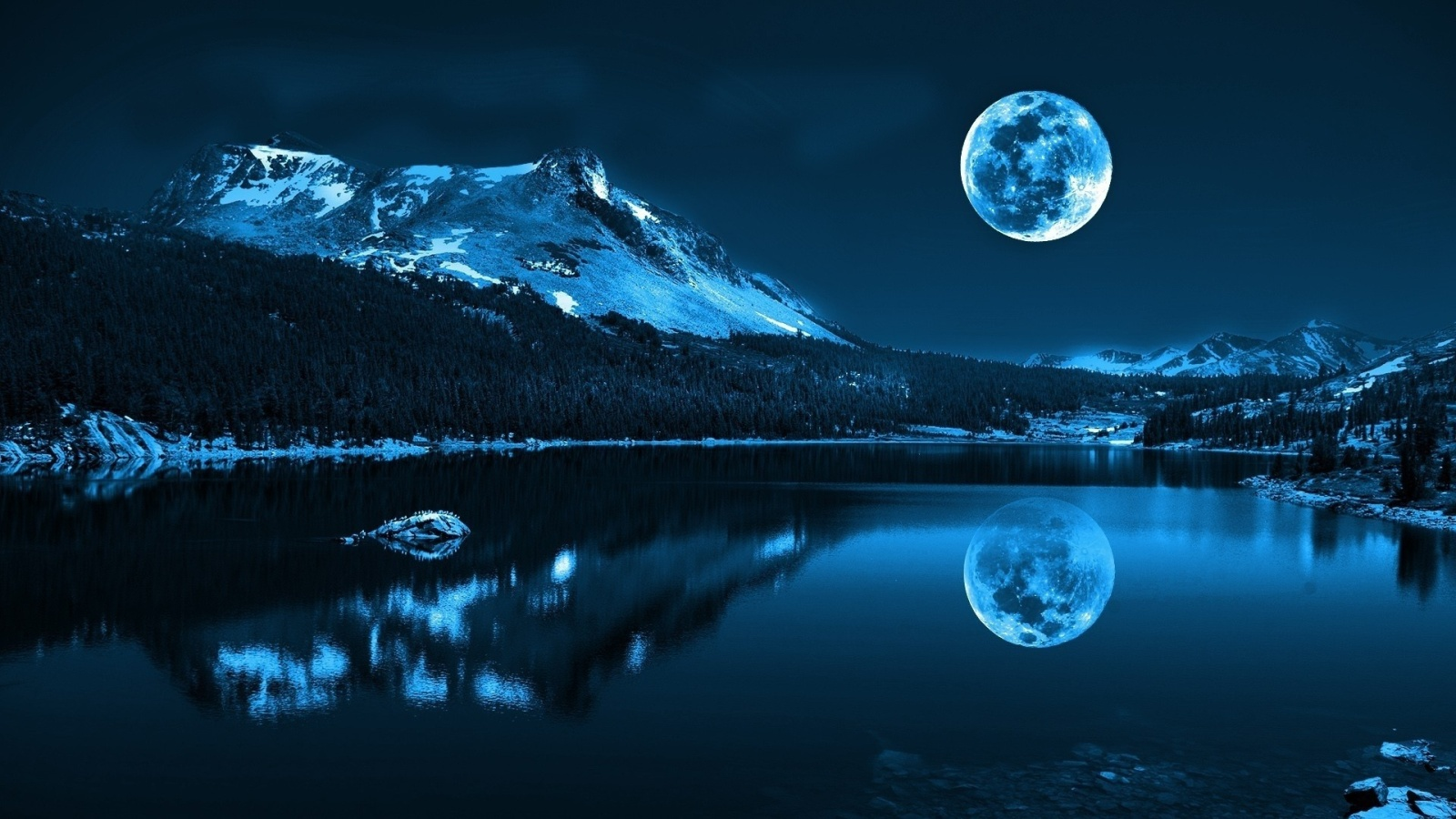 cool wallpapers moon