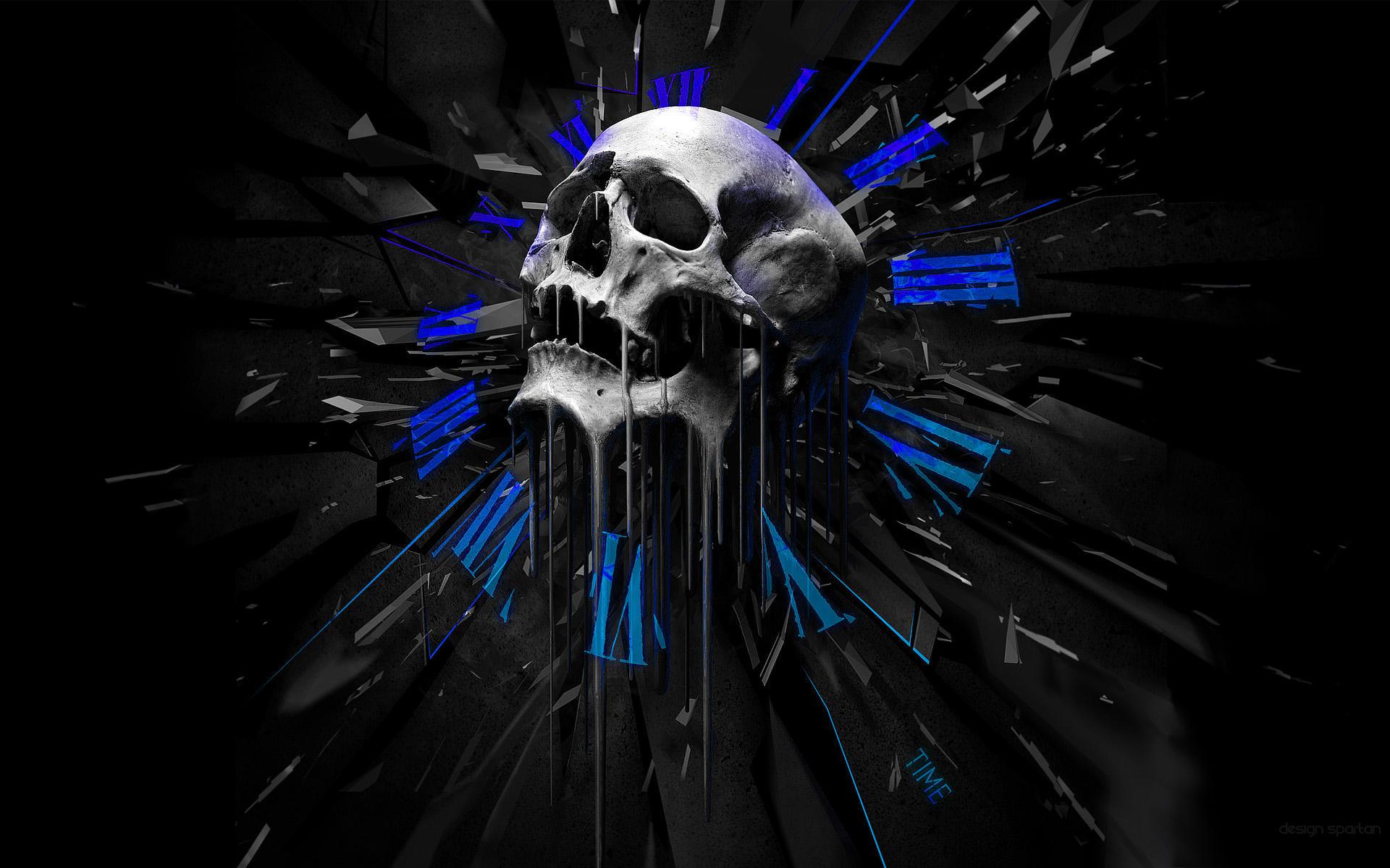 cute skull wallpapers aa