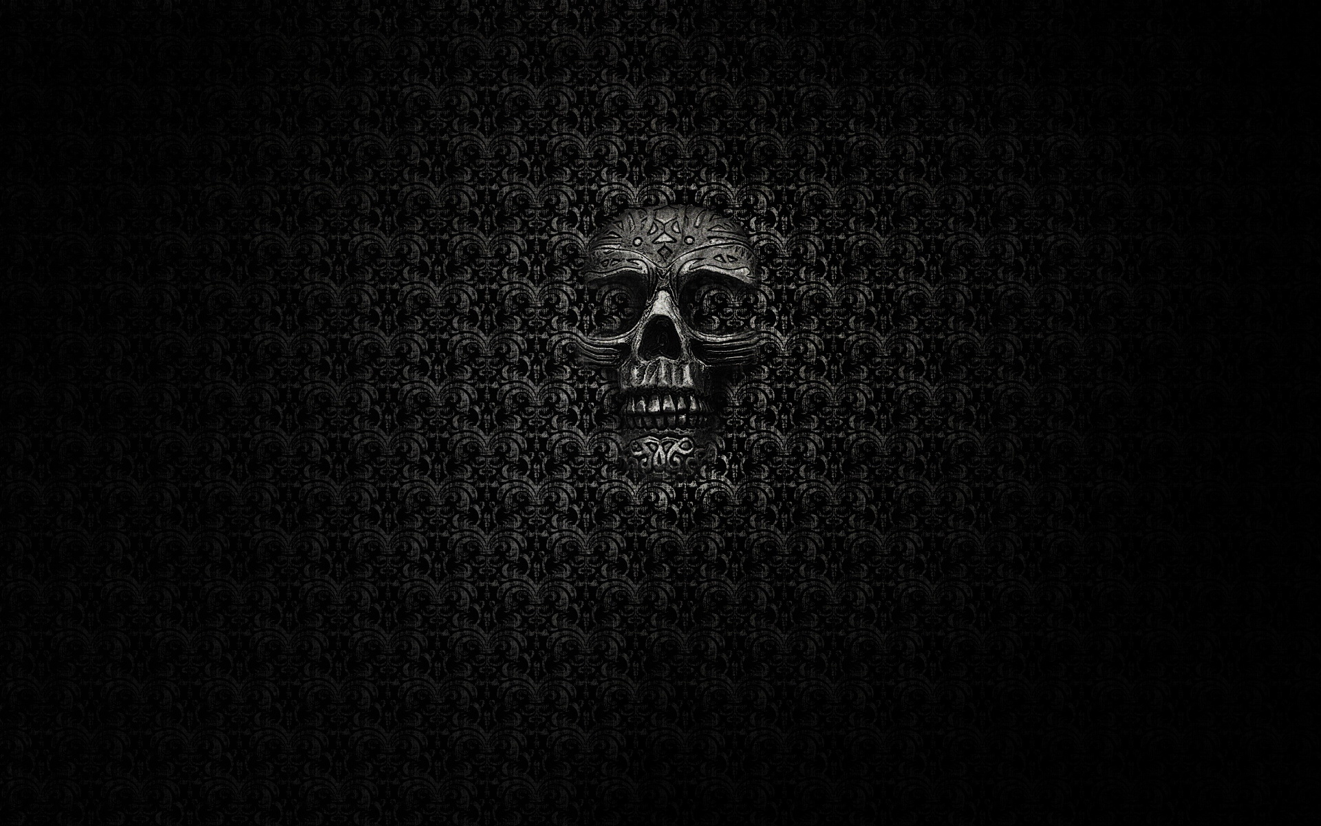 dark skull wallpapers  Wallpaper