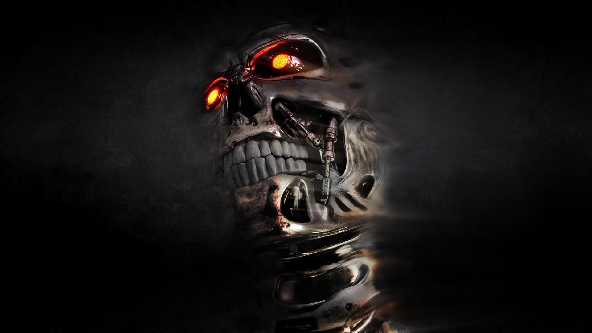 devil skull wallpaper
