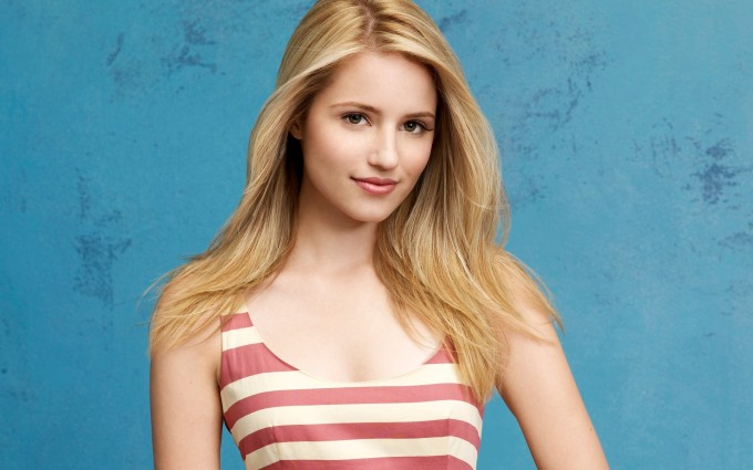 dianna agron wallpapers hd A4