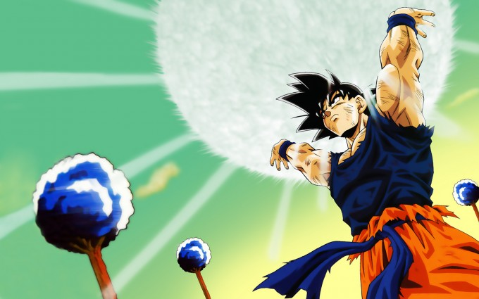 dragon ball z wallpapers awesome