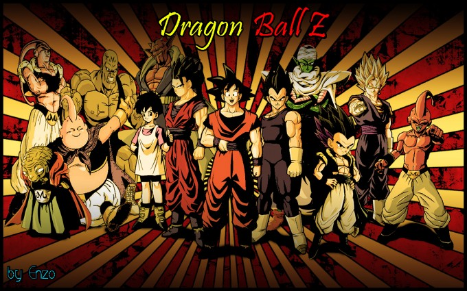 dragon ball z wallpapers beautiful