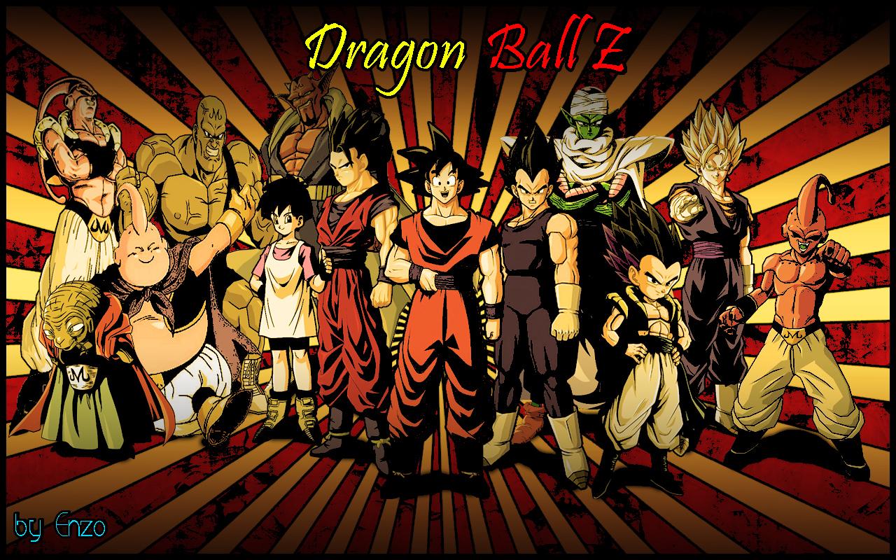 dragon ball z wallpapers beautiful