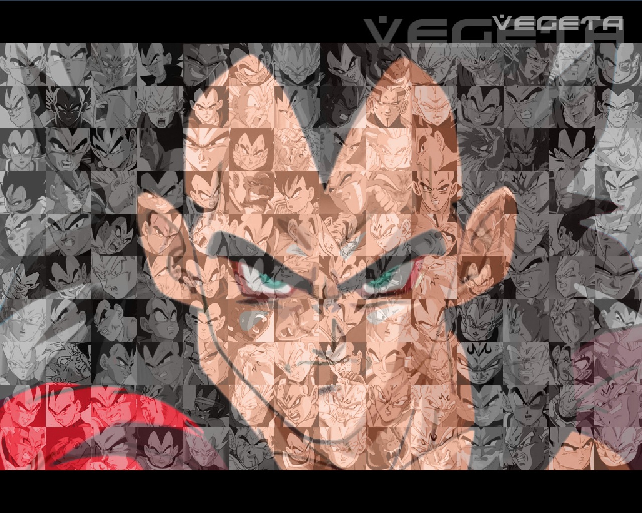 dragon ball z wallpapers black