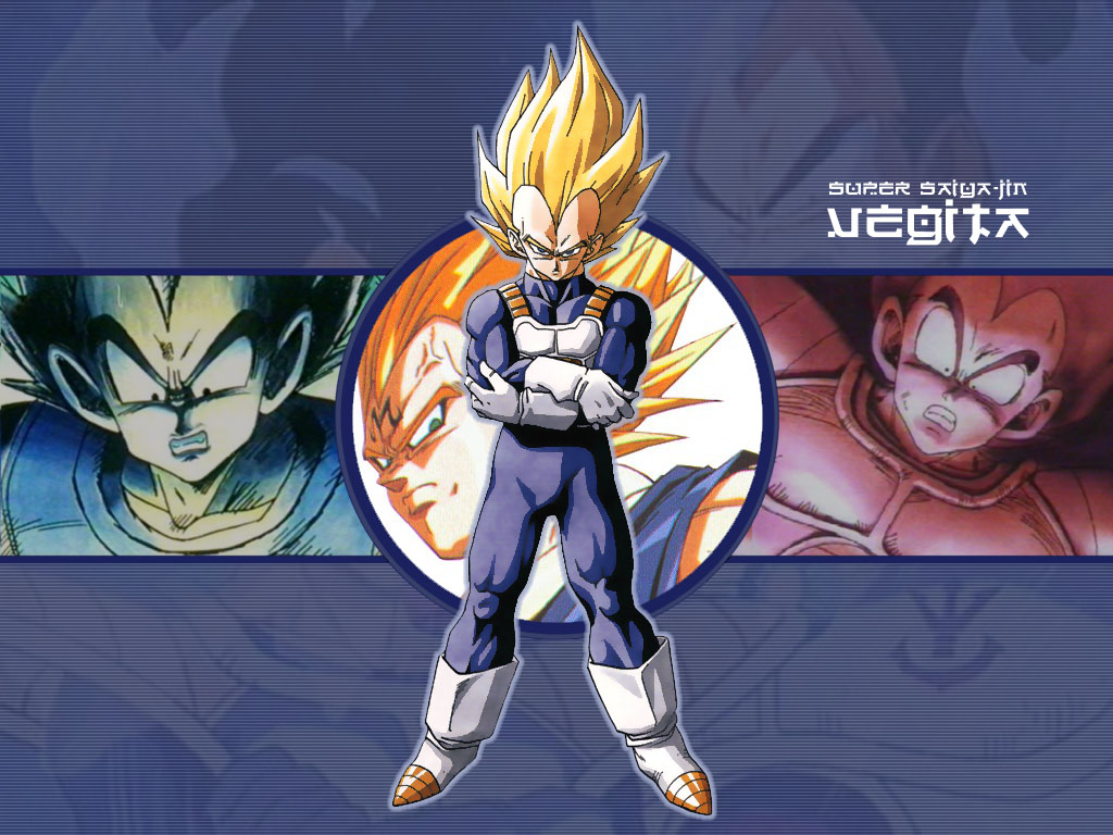 dragon ball z wallpapers blue
