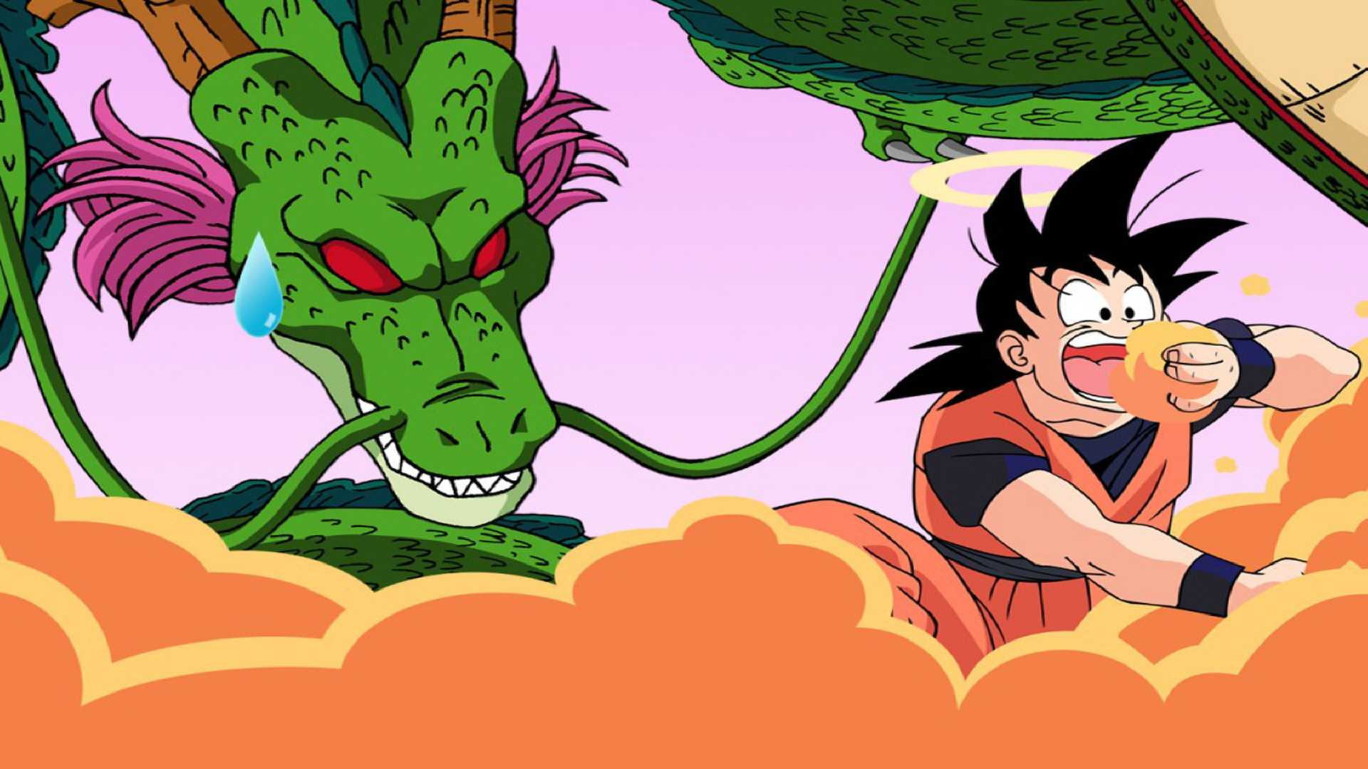 dragon ball z wallpapers dragon green
