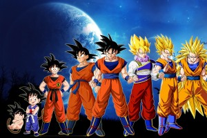 dragon ball z wallpapers goku cool
