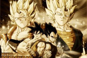 dragon ball z wallpapers golden