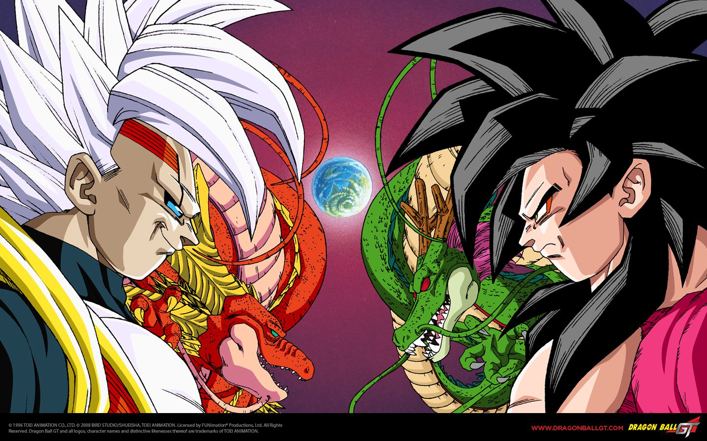 dragon ball z wallpapers pink