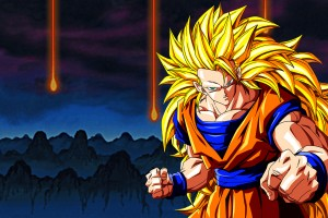 dragon ball z wallpapers saiyan goku