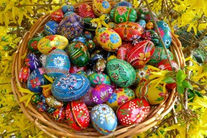 easter egg pictures