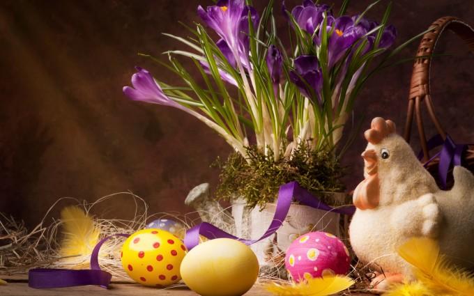 easter images eggs desktop