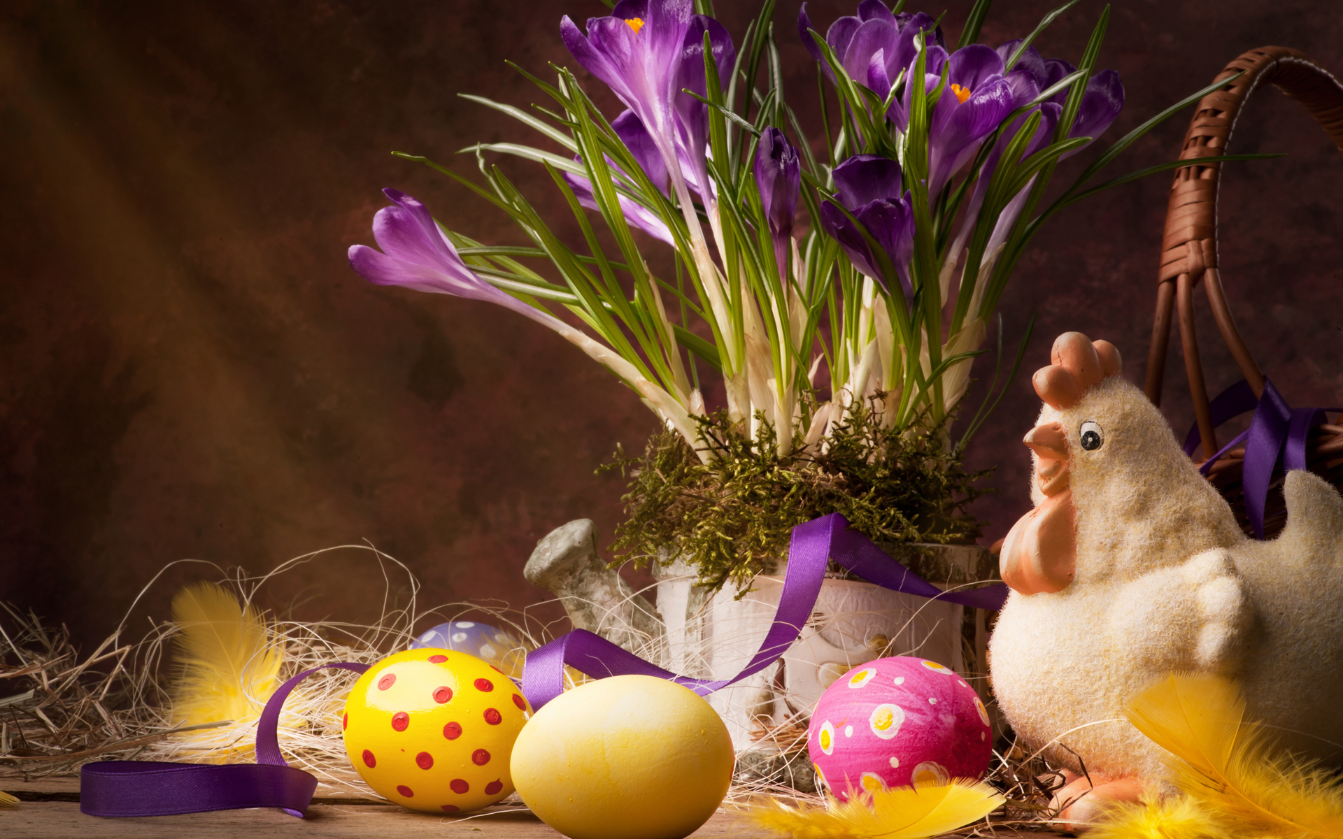 easter images eggs desktop