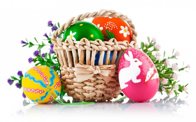 easter images eggs elegant