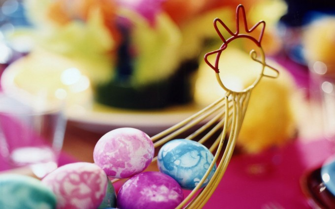 easter pictures eggs