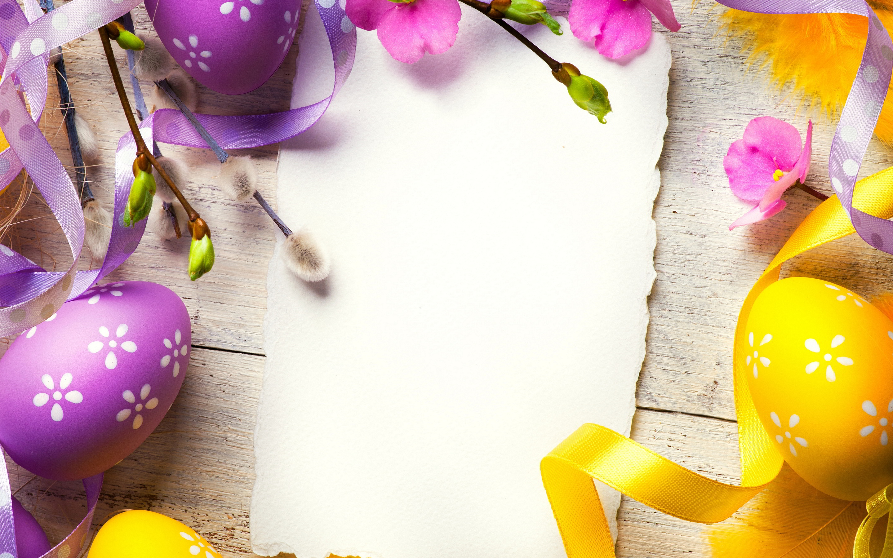 Easter pictures eggs background hd desktop wallpapers 4k hd - Wallpaper images ...