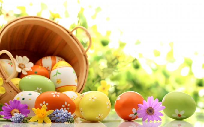 easter pictures eggs holidays