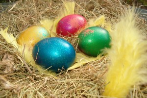 easter pictures eggs splendid