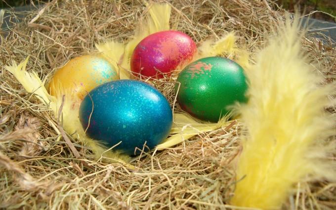 easter pictures eggs splendid