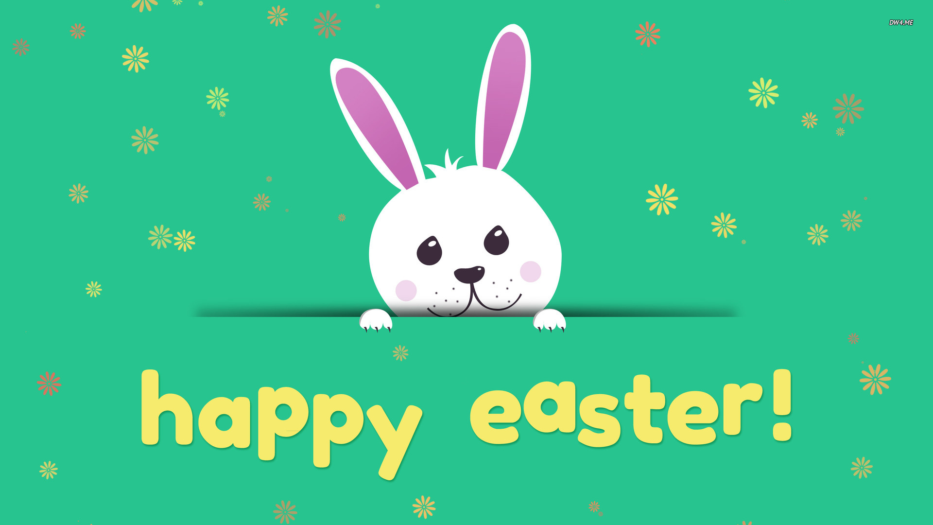 easter wallpapers bunny wishes
