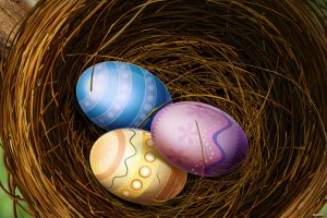 easter wallpapers eggs hd free