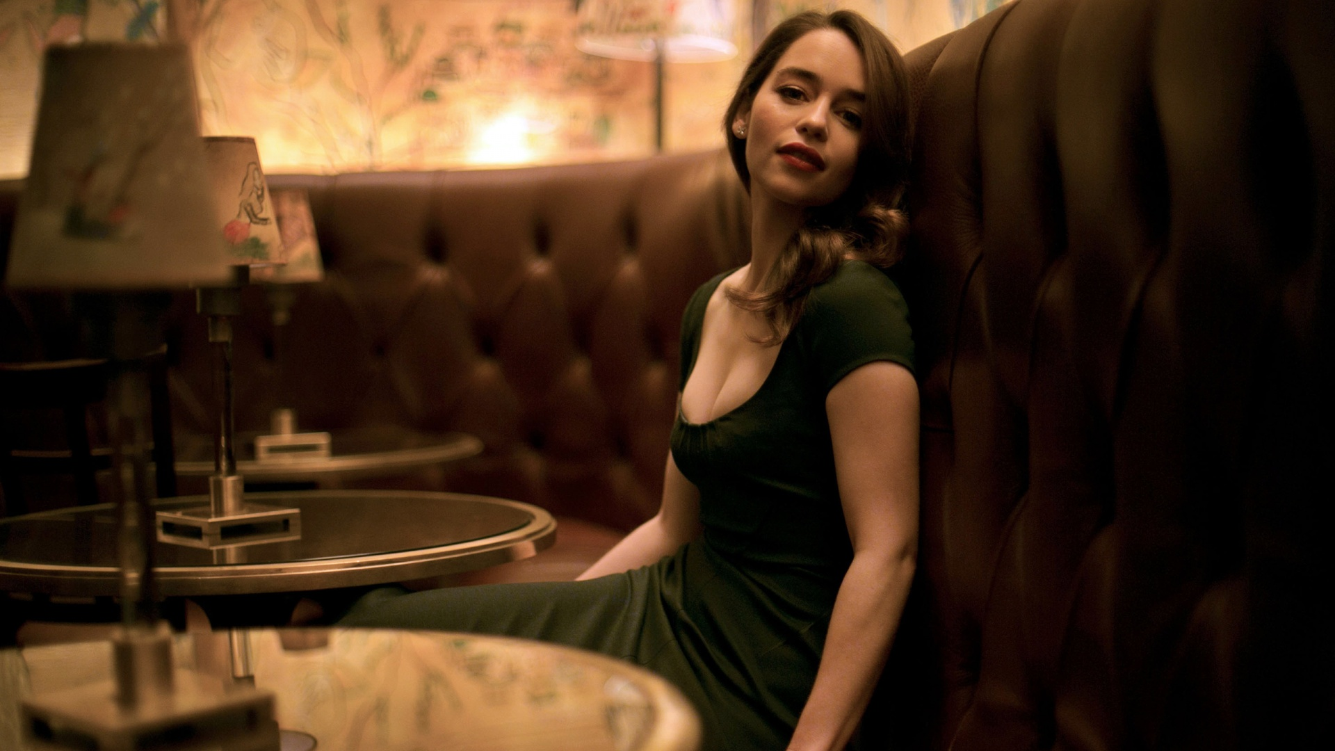 emilia clarke wallpapers hd A5
