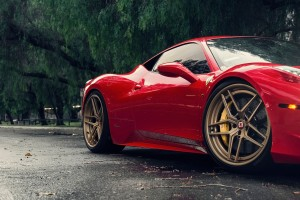 ferrari 458 italia red awesome