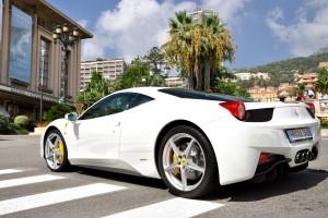 ferrari 458 italia white cool